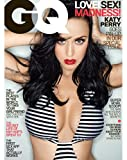 * BRAND NEW! / STILL FACTORY SEALED! * Katy Perry, Super Bowl XLVIII, Secret Life of Hip-Hops Great DJ - GQ Magazine