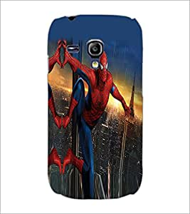 PRINTSWAG CARTOON CHARACTER Designer Back Cover Case for SAMSUNG GALAXY S3 MINI
