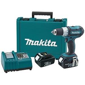 Makita BDF452 18-Volt LXT Lithium-Ion Cordless 1/2-Inch Driver-Drill Kit