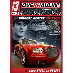 Overhaulin' - Season 3, Vol. 2 movie
