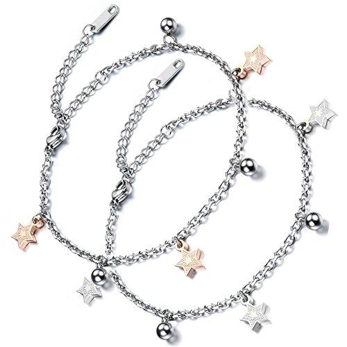 aroncent-bracciale-braccialetto-con-stella-in-acciaio-inossidabile-per-donnaargento-e-doro-rosa2-pez