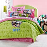 Image of Bobby Jack Text Me Full Comforter & Sheet Set (5 Piece Bedding)