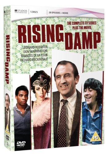 Rising Damp – Complete Collection [DVD]