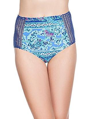 Juicy Couture Braguita de Bikini Y06042 (Azul)