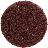Merit Type III Abrasotex PowerLock Nonwoven Abrasive Buffing Disc, Nylon Backing, Waterproof