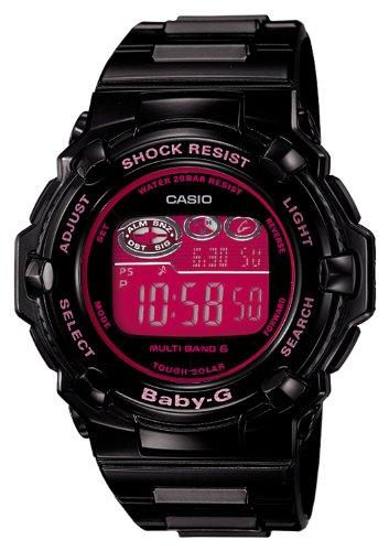 Casio Baby-G Tripper Tough Solar Watch Radio-Controlled Multiband 6 BGR-3003-1BJF Women's Watch