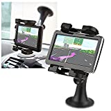 Universal Car Mount Holder for GPS / PDA / Cell phone / Ipod / MP3 Player Mounting on Windshield, Dash
