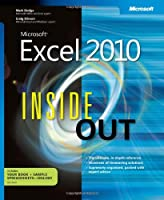 Microsoft Excel 2010 Inside Out ebook download