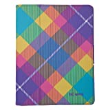 Speck Products FitFolio Protective Cover for iPad 2/3/4 - MegaPlaid Springtime (SPK-A1663)
