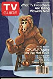TV Guide magazine 8/15/87 Alf