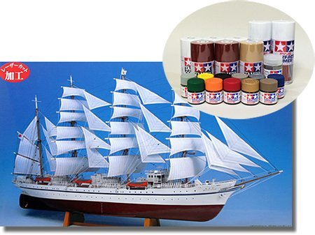 woody-joe-wooden-model-sailing-ship-1-160-nippon-maru-with-sails-paint-set