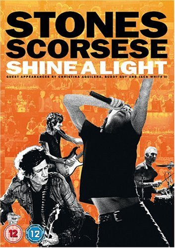 Shine A Light [DVD]