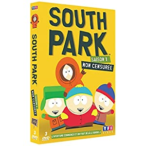 South Park - Saison 1 [Non censuré]