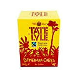 Tate & Lyle - Rohrzuckerwürfel braun Fairtrade - 500g