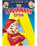 Alvin and the Chipmunks: The Alvinnn!!! Edition