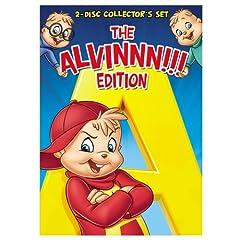 The Alvinnn!!! Edition