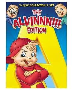 Alvin and the Chipmunks: The Alvinnn!!! Edition