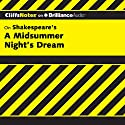 A Midsummer Night's Dream: CliffsNotes Audiobook by Karin Jacobson, Ph.D. Narrated by Ellen Grafton