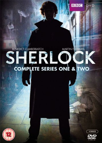 Sherlock - Series 1 and 2 Box Set [DVD]