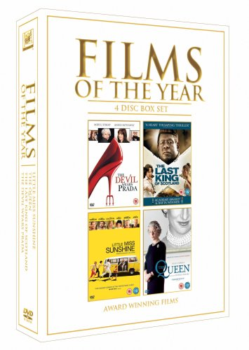 Films of The Year - The Queen/The Devil Wears Prada/The Last King of Scotland/Little Miss Sunshine [DVD]