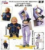 【2種SET】ジョジョの奇妙な冒険 DXF Standing jojo pose1 岸辺露伴/矢安宮重清(しげちー)