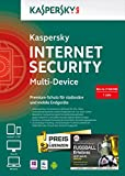 Kaspersky Internet Security Multi Device - 2 Geräte (Limited Edition) [Download]