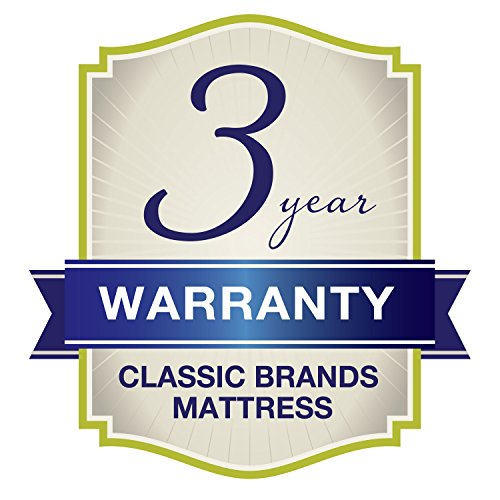 Classic Brands Advantage Hybrid Mattress Review