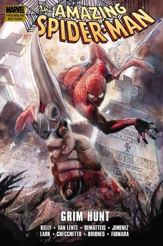 Spider-Man Grim Hunt Prem HC (Spider-Man (Graphic Novels))