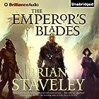The Emperor's Blades: Chronicle of the Unhewn Throne, Book 1 Hörbuch von Brian Staveley Gesprochen von: Simon Vance