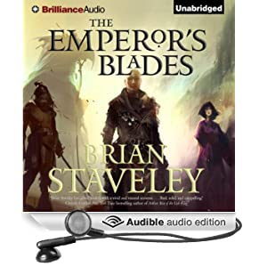 The Emperor's Blades: Chronicle of the Unhewn Throne, Book 1 (Unabridged)