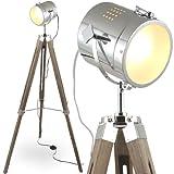 mojo tripod industrial chic stehlampe vintage designer. Black Bedroom Furniture Sets. Home Design Ideas