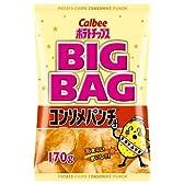 カルビー ビッグバッグコンソメパンチ 170g ×12袋