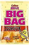 カルビー ポテトチップス BIGBAG コンソメパンチ 170g×12袋