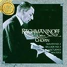 Rachmaninov joue Chopin