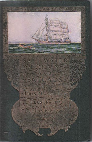 Salt-Water Poems and Ballads (Reissue reprint 1928) (Salt Water Poems compare prices)