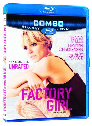 Factory Girl - Combo Blu-Ray and DVD - Blu-ray - Canadian Release - Blu-ray