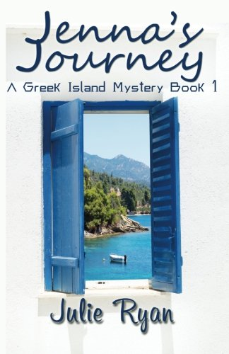 Jenna's Journey: Volume 1 (A Greek Island Mystery)