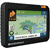Rand McNally RVND 7720 7-Inch RV GPS with Free Lifetime Maps