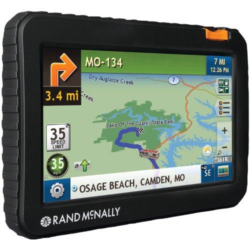 Rand McNally TripMaker RVND 7720 7-Inch RV GPS