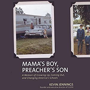 Mama's Boy, Preacher's Son Audiobook