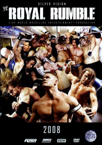 WWE - Royal Rumble 2008