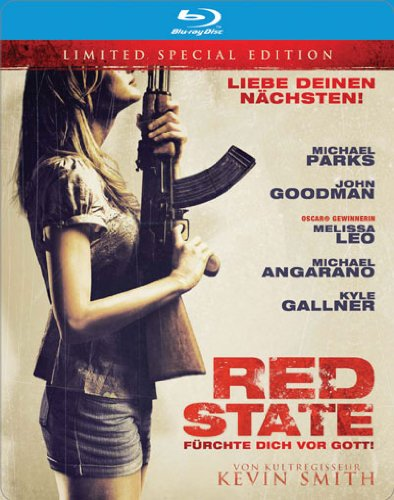 Red State [Blu-ray im Steelbook]