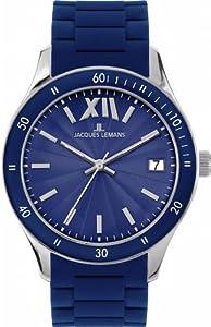 Jacques Lemans Sports Unisex-Armbanduhr Rome Sports 1-1622C