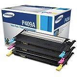 Samsung CLT-P409A Value Pack - Cyan, Magenta, Yellow 1 Each for CLP-315, CLP-315W, CLX-3175FN, CLX-3175FW