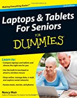 Laptops and Tablets For Seniors For Dummies, 2nd Edition Front Cover