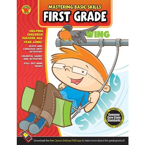 * MASTERING BASIC SKILLS FIRST GRADE