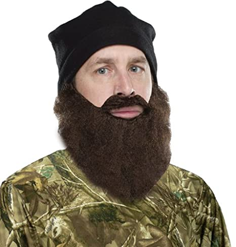 amazon jase robertson beard and beanie set amazon jase robertson beard