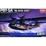 """Academy Consolidated PBY-5A Catalina """"Black Cat"""""""