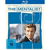 "The Mentalist - Staffel 1 [Blu-ray]von ""Simon Baker"""