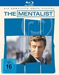 The Mentalist - Staffel 1 [Blu-ray]